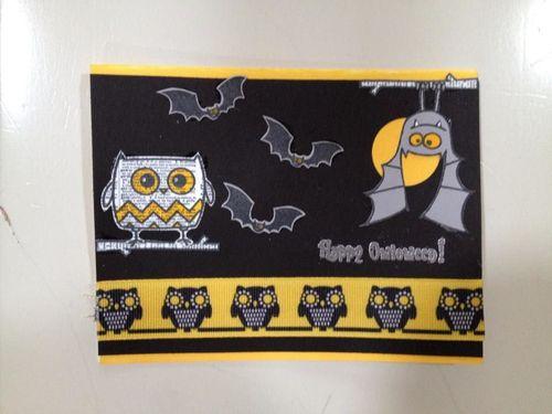 Happy Owloween