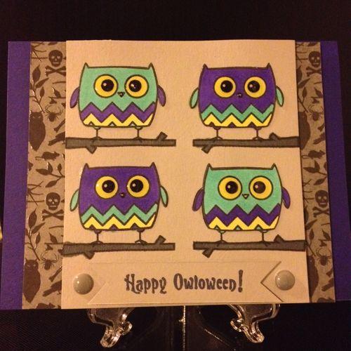 Happy Owloween 3
